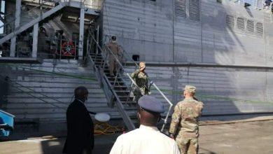 سفينة النقل السريع الاستكشافية التابعة لقيادة النقل البحري العسكرية (USNS Carson City)